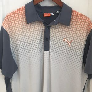 Puma polo shirt